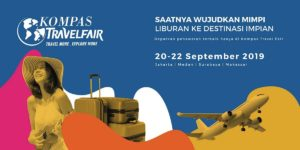 banner kompas travel fair 2019